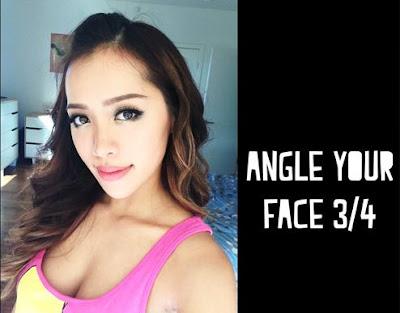 Tips Melakukan Selfie Agar Terlihat Cantik dan Sempurna