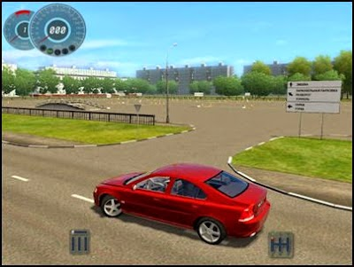 City Car Driving Simulator Screenshots