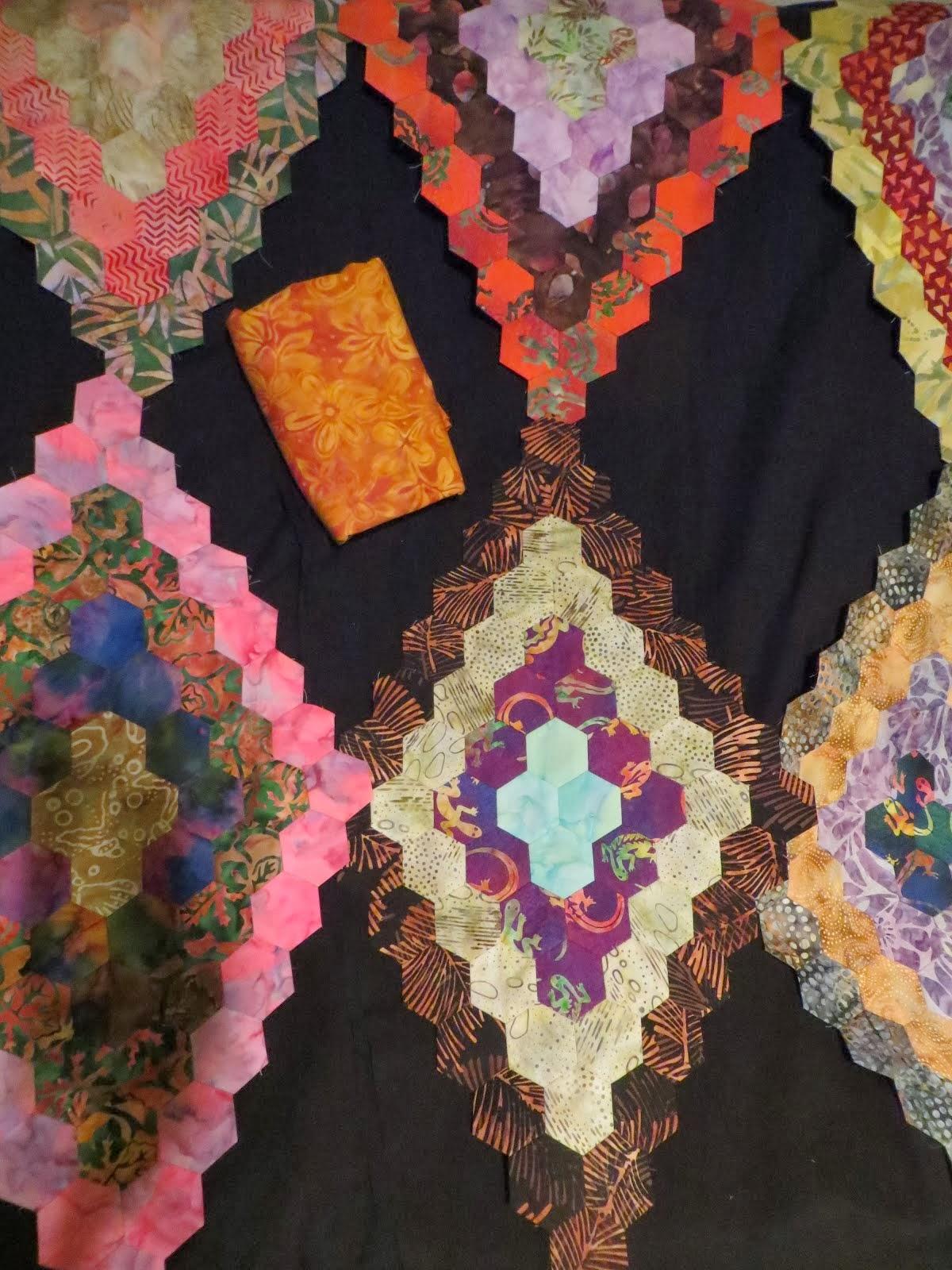 Flere hexagon