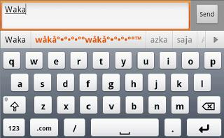 Membuat Autotext Android