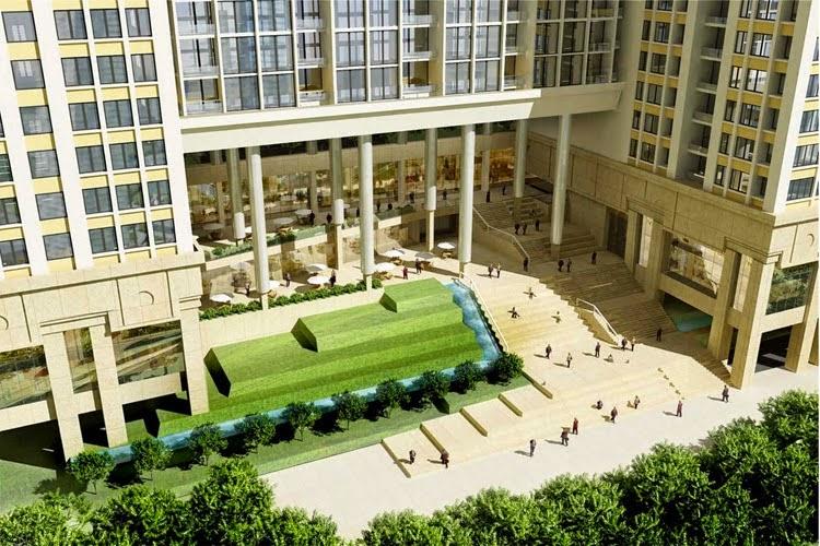 Thiết kế dự án chung cư Home City