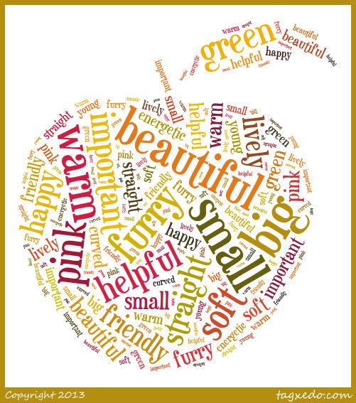 Adjectives Words That Describe A Person Of different adjectives.