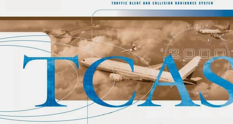 TCAS 2000 - система сигнализации о потенциально-конфликтной ситуации в воздухе и предупреждения столкновений