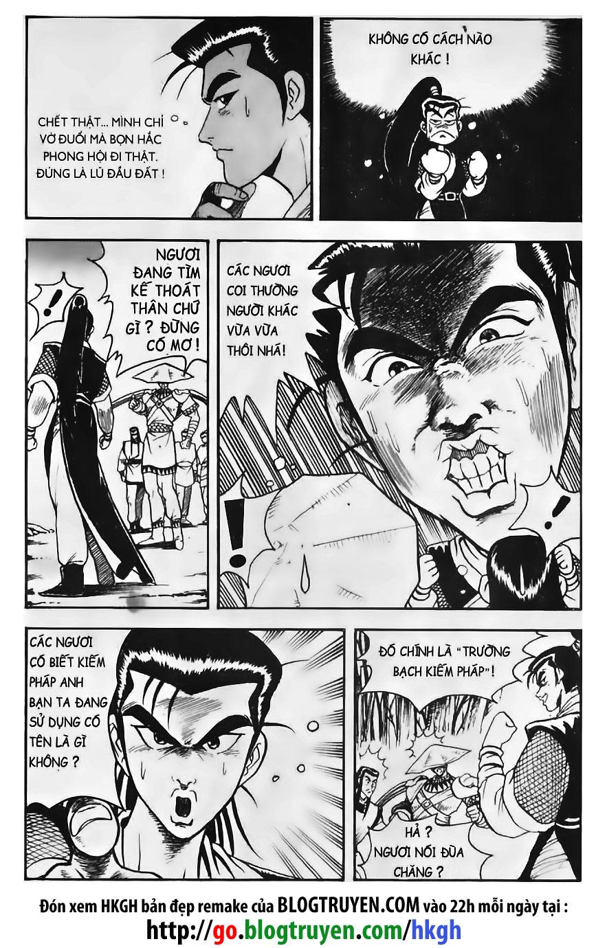 Hiệp Khách Giang Hồ chap 3 page 18 - IZTruyenTranh.com