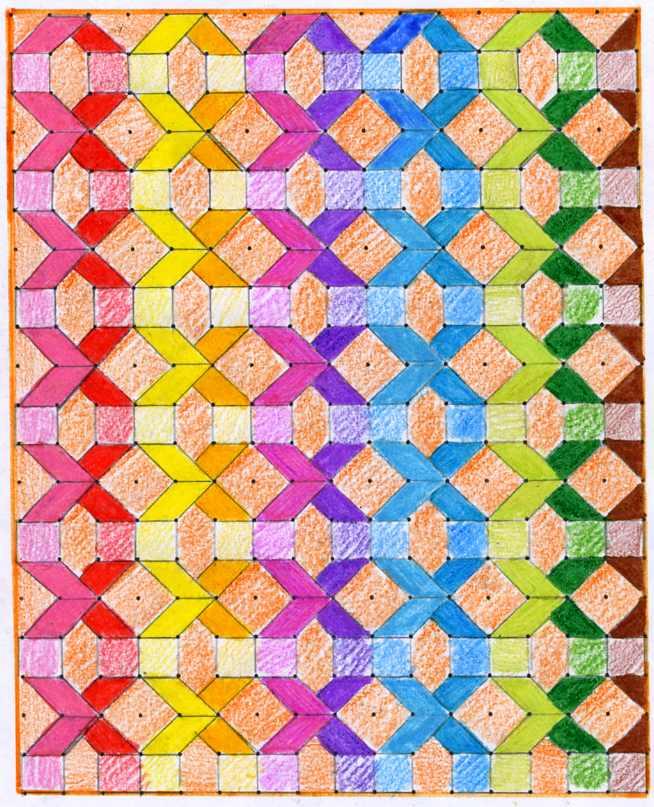 diseos en redes modulares de 3 a de eso 2013 - Diseos Modulares