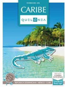 Catálogo Quelónea Caribe Invierno 2015-2016