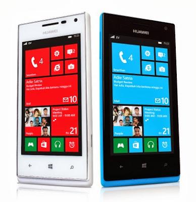 Smartfren Windows Phone Ascend W1