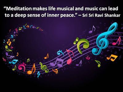Quotes by Sri Sri Ravi Shankar on Meditation