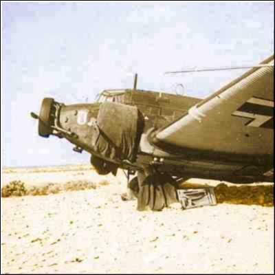 Junkers Berlin the luftwaffe in africa part 2 the deutsches afrikakorps archive