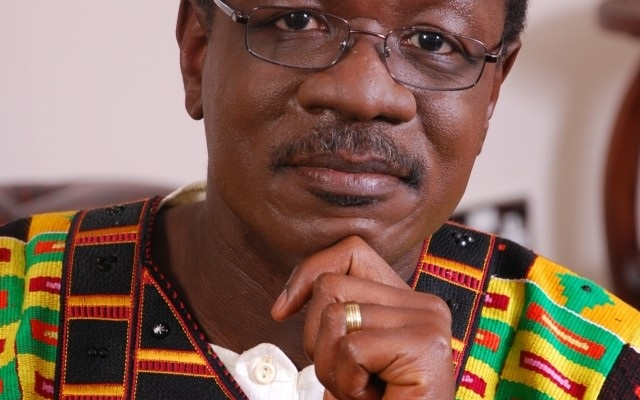 I don't believe in youth going into farming – Otabil