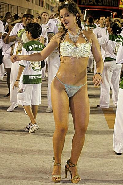 Carnaval 2009 - Nana Gouvêa (Nana Gouveia)