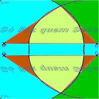 Construção de um triângulo a partir das medidas de seus lados e condição de existência de um triângulo.