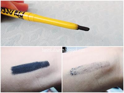 siyah göz kalemi