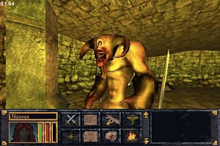 Daggerwind, Elder scrolls iPhone game