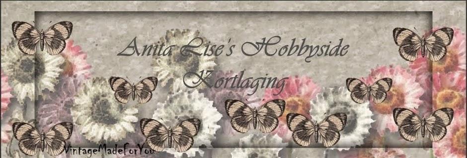 VELKOMMEN til Anita Lise's Hobbyside