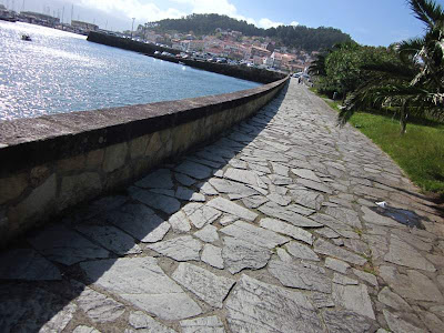 Promenade of Muros in Costa da Morte