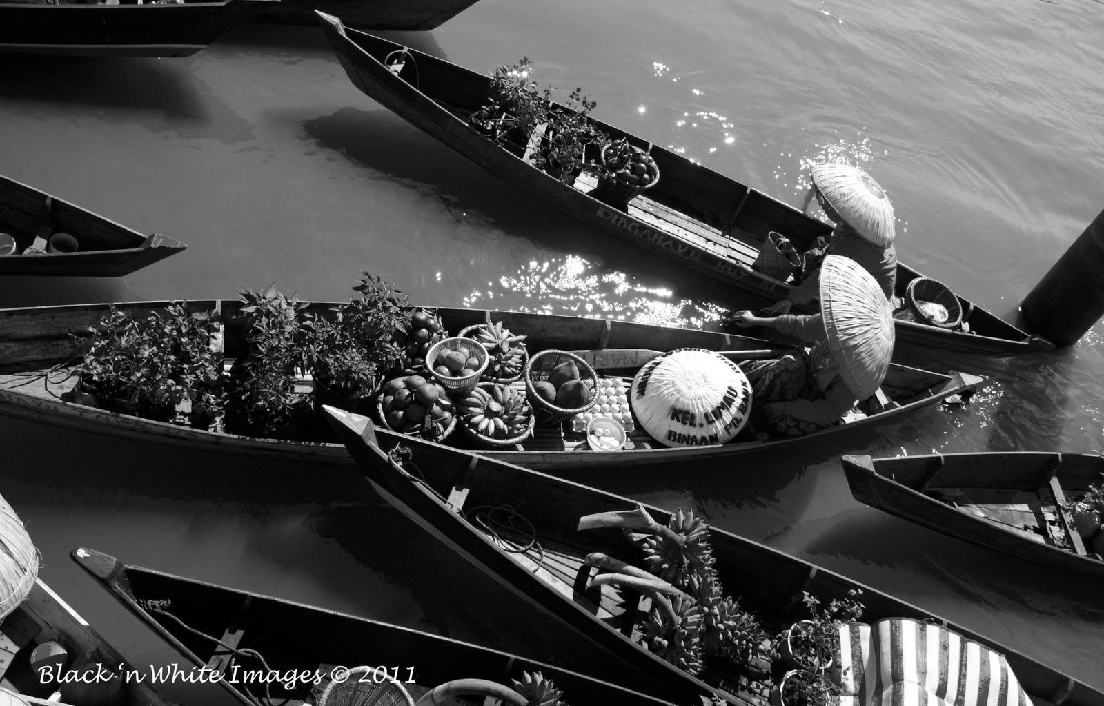 Banjarmasin floting market 1