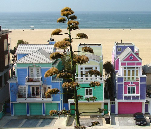 Max jerome ocean front homes manhattan beach california - Beachfront houses in california ...