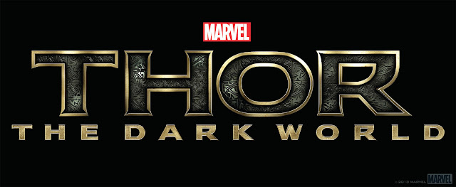 Thor The Dark World title art
