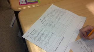 Third Grade Thinking  Compare and Contrast  M Ms and Skittles
