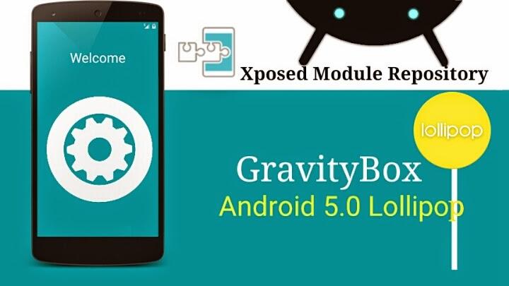 GravityBox [Lollipop] v5.0.0alpha Unlocked Apk