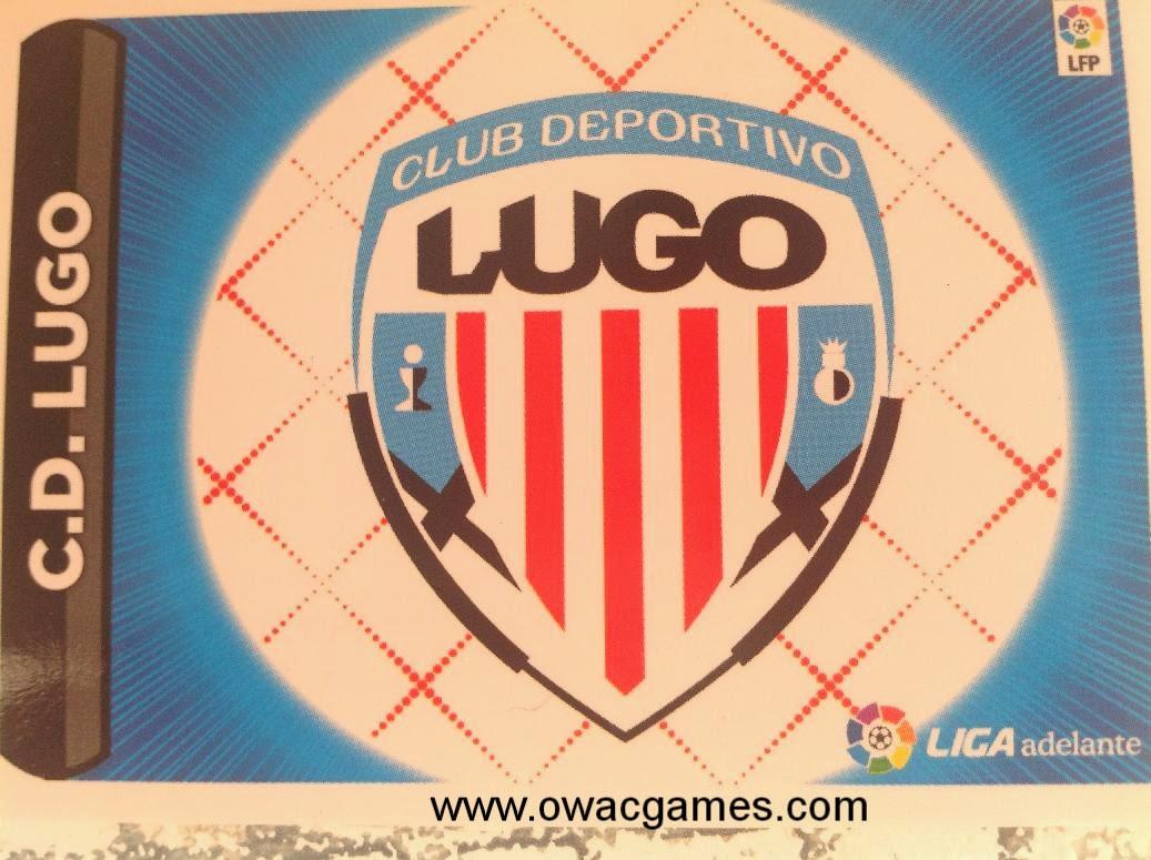 Liga ESTE 2014-15 escudo Lugo