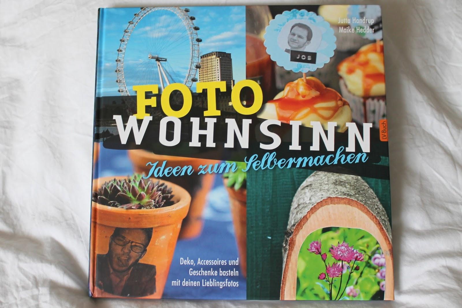 Buch Foto Wohnsinn
