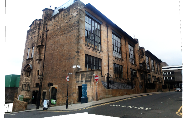 Glasgow School of Art, Glasgow