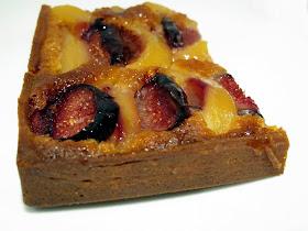 Tarte figues et poires - Boulangerie Pâtisserie Maison Pichard
