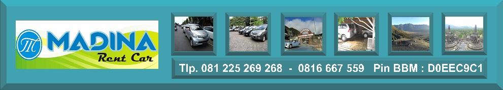 Madina RC | Rental Mobil Jepara  | 081 225 269 268