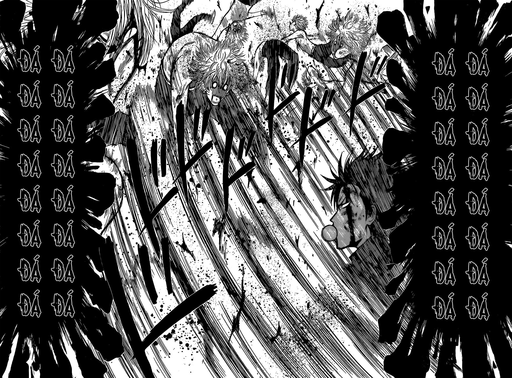 Vua Quỷ - Beelzebub tap 196 - 15