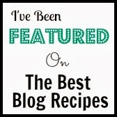 Featured in The Best Blog Recipes Friday Linky Party ♥