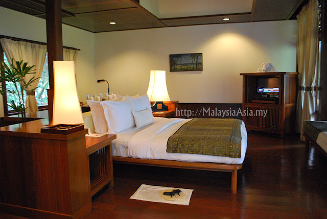 Room at Tanjong Jara Resort