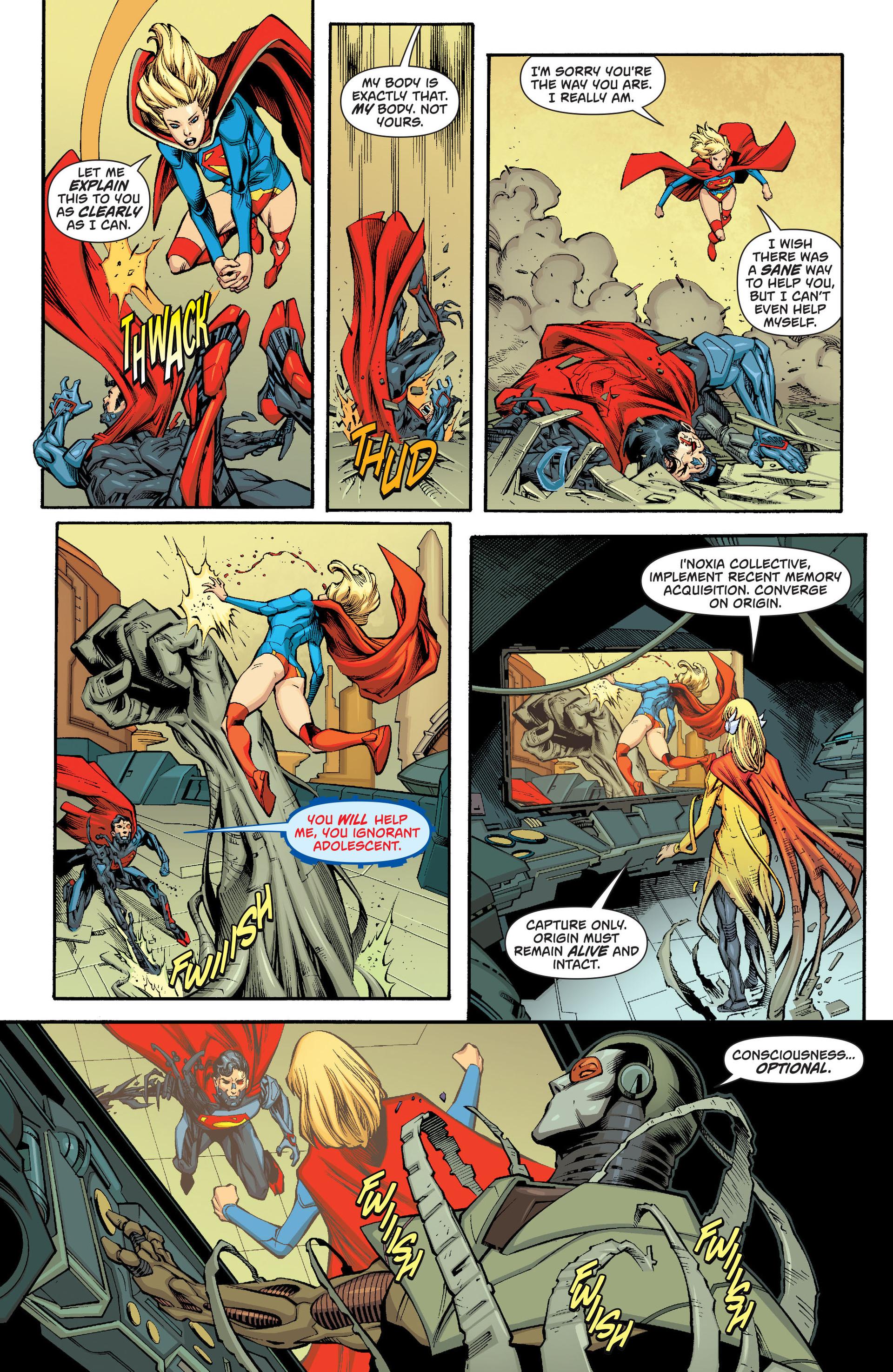 Supergirl (2011) Issue #22 #24 - English 14