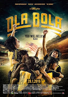 ola bola movie poster