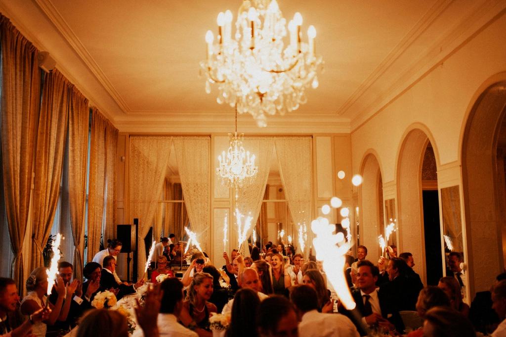 Bröllopsfest på Bergalid | Bröllopsfotograf i Dalarna