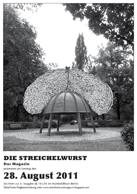 Cover Streichelwurst-Magazin #3