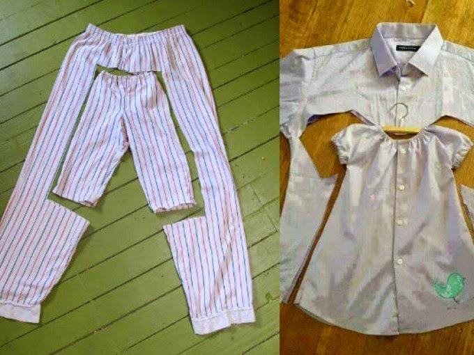 Homo verdis 14 200 ideas para reciclar tu ropa vieja - Reciclar ropa manualidades ...