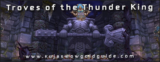 troves of the thunder king gold guide