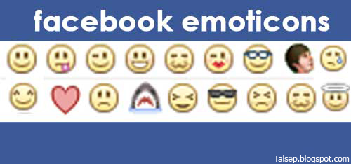 Emoticon Chat Facebook