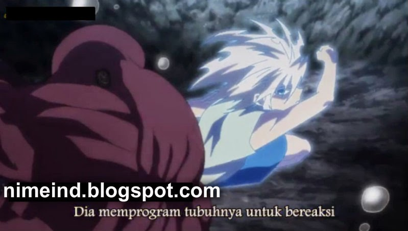 Hunter X Hunter Episode 119 Subtittle Indonesia