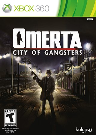Omerta City Of Gangsters Xbox 360