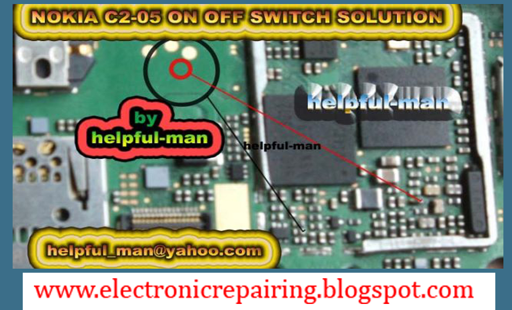 c2-05 on off switch ways solution