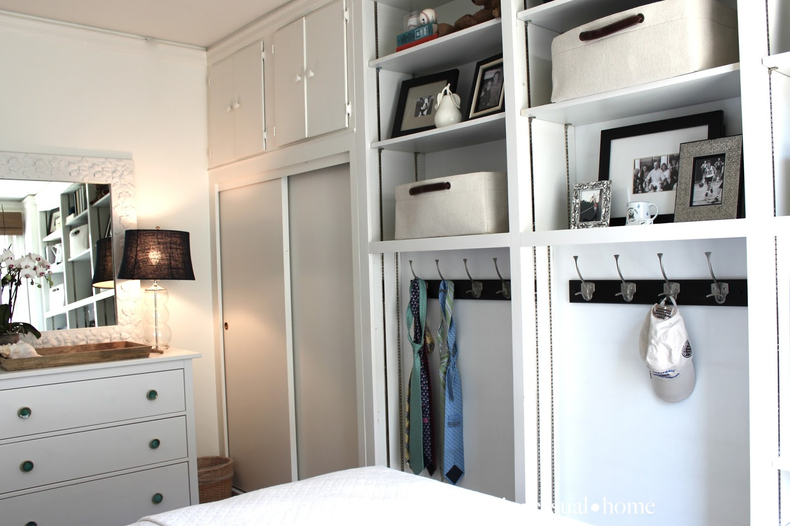 Making The Most Of A Small Bedroom Classic O Casual O Home How To Make The Most Of A Small Blue