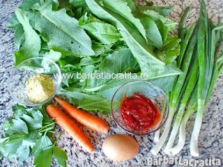 Ciorba de stevie ingrediente reteta