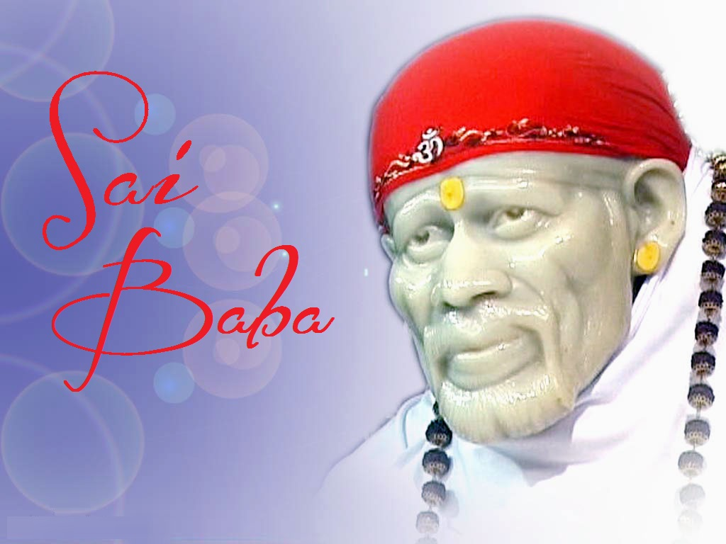 Free Sai Baba of Shirdi HD Desktop Wallpaper Download - Festival ...