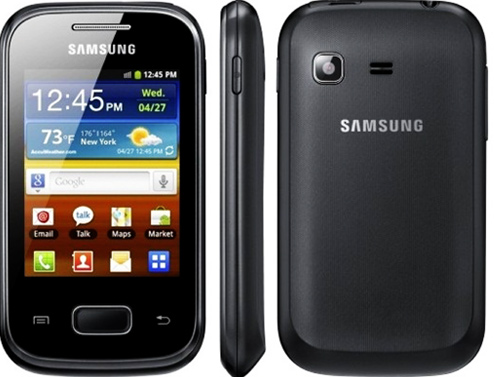 Galaxy Pocket atau Galaxy Y-Samsung Galaxy Pocket