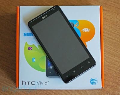AT&T releases Android 4.0 update for the HTC Vivid