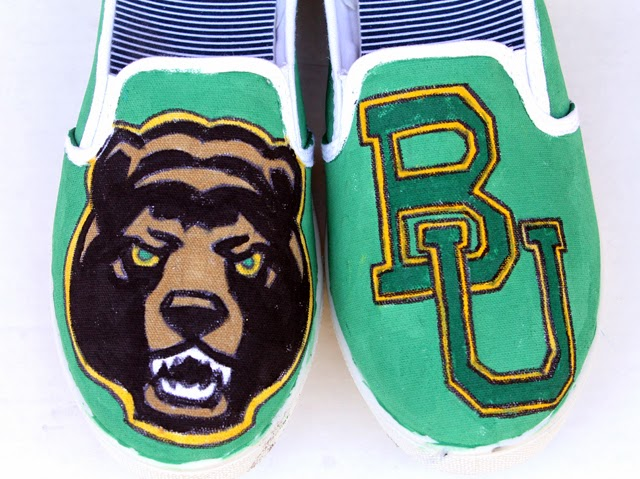 baylor bears shoes