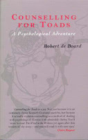 Book cover of Counselling for Toads by Robert de Board